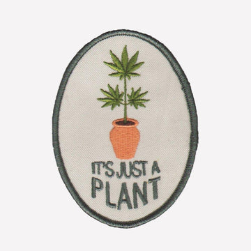 It's Just a Plant Patch - Textiles - Coast Modern