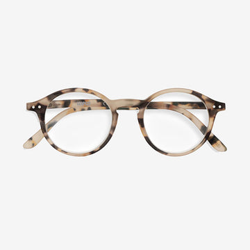 izipizi,  Eyewear,  Izipizi Reading #D Light Tortoise, - Coast Modern
