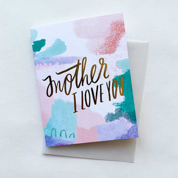 Moglea,  Books & Cards,  Mother Love - multi, - Coast Modern