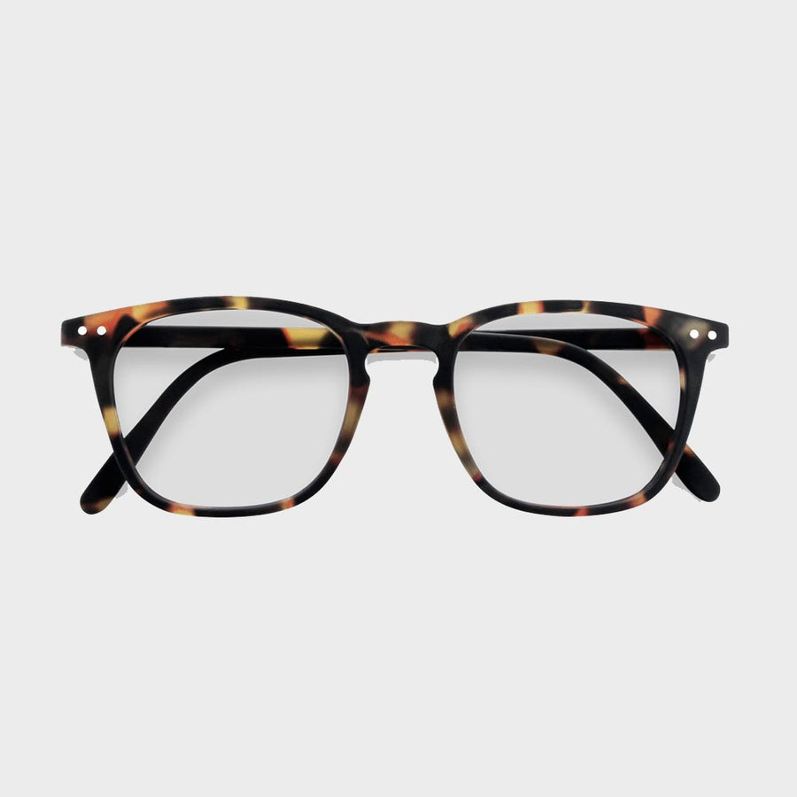 Izipizi Reading Glasses #E Tortoise Soft - Coast Modern
