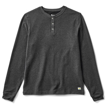 Vuori,  Sweaters & Outerwear,  Vuori Austin Henley -  Charcoal Heather, - Coast Modern