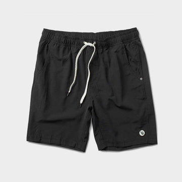 Vuori, Vuori Kore Short - Black, Bottoms, Coast Modern