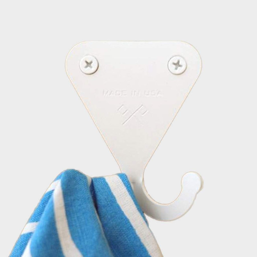 Scout Regalia, Scout Regalia SR Wall Hooks - White, Furniture & Décor, Coast Modern