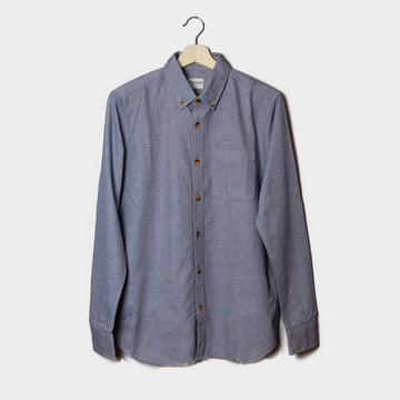 Coast Modern Case Study L/S - Chambray
