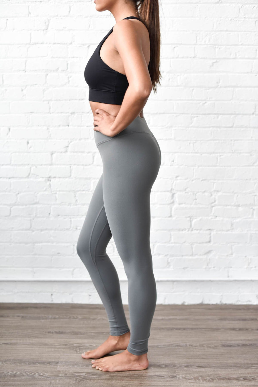 Grey Anywear Forever Leggings