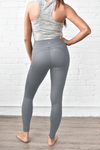 Grey Move Forever Leggings