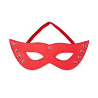 PASSION  EYE MASK  RED