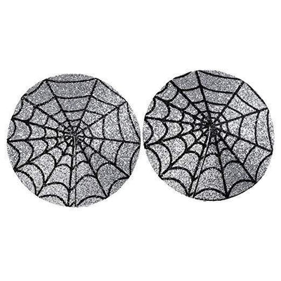 REUSABLE SPIDER SEXY NIPPLE PASTIES