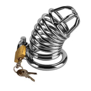 JAILDE METAL CHASTITY CAGE