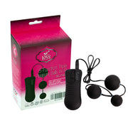 5-FUNCTION TRIPLE PLEASURE BALLS W/P