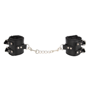 WRIST RESTRAINTS BLACK