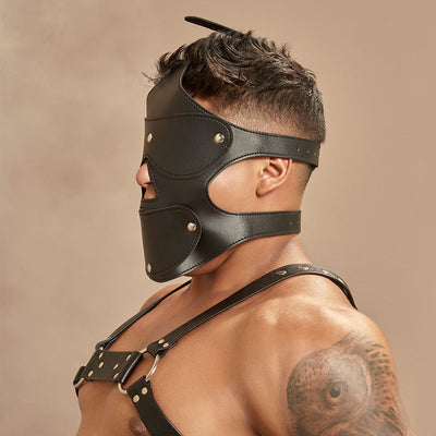 BLINDFOLD WITH GAG