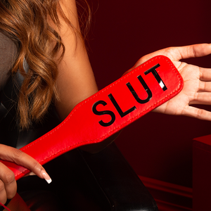 PADDLE SLUT RED