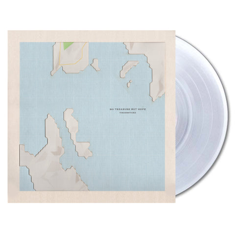 No Treasure But Hope Limited Crystal Clear LP