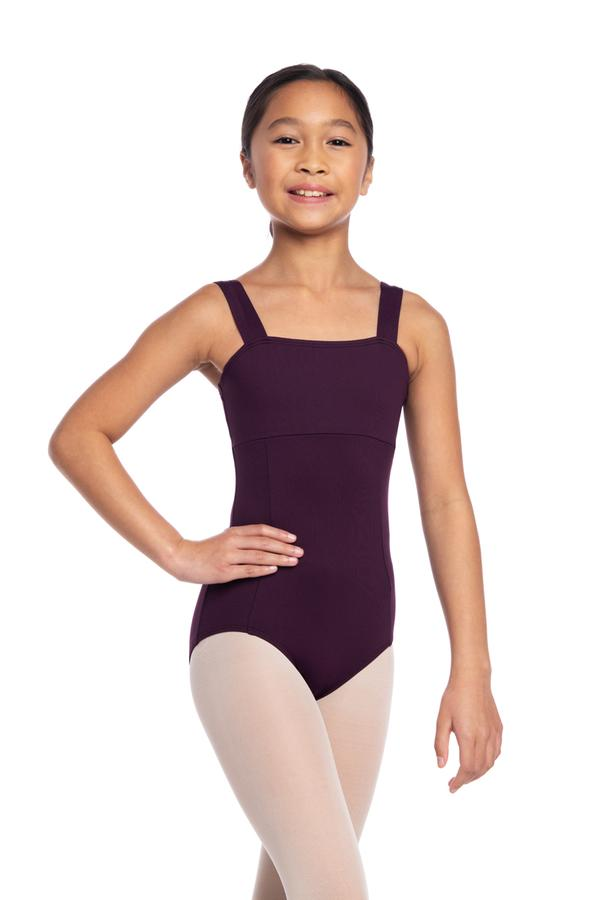AinslieWear 102G Square Neck Girls Leotard
