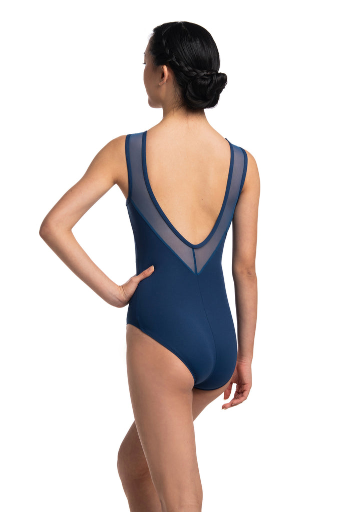 AinslieWear 1039ME Bianca with Mesh Leotard