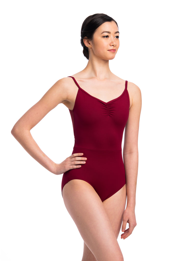 AinslieWear 1078ME Liberty Leotard with Mesh