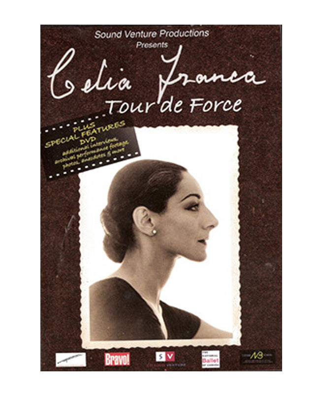 Celia Franca Tour de Force DVD