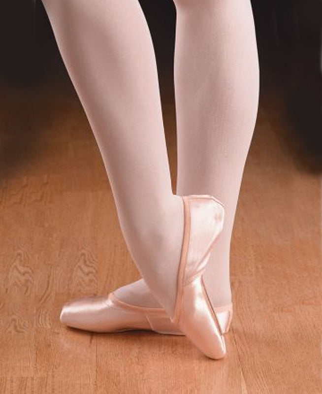 Freed Demi-Pointe Shoe - Satin Soft Block