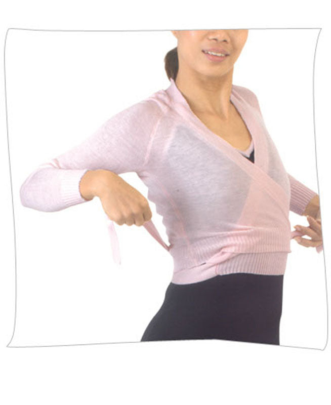 buy Sansha ballet wrap sweater