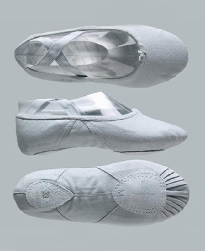 buy Wear Moi Canvas Split Sole Ballet Slippers