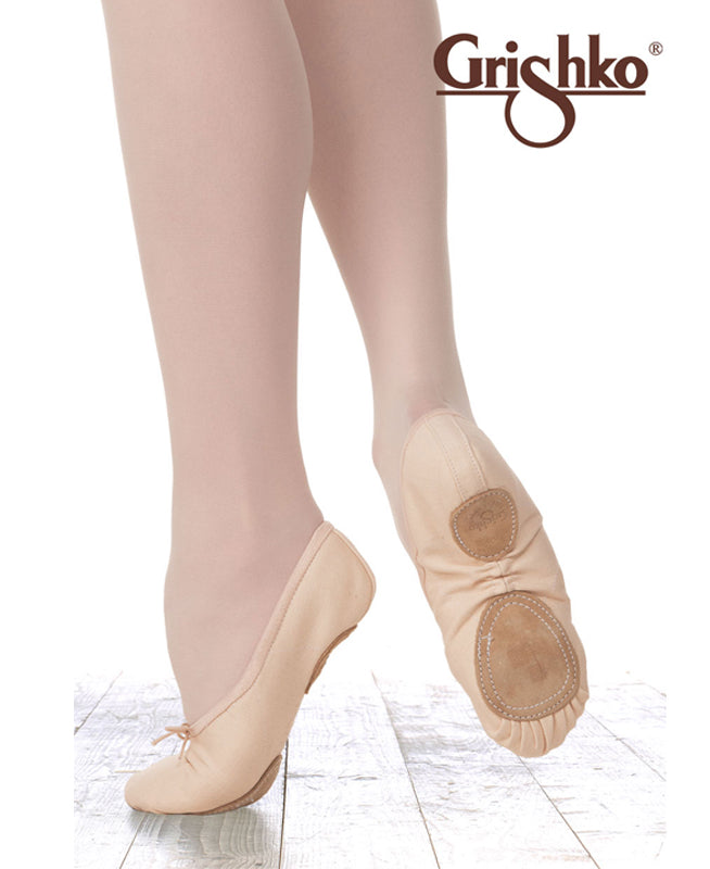 buy Grishko Model 6 Canvas Ballet Slipper