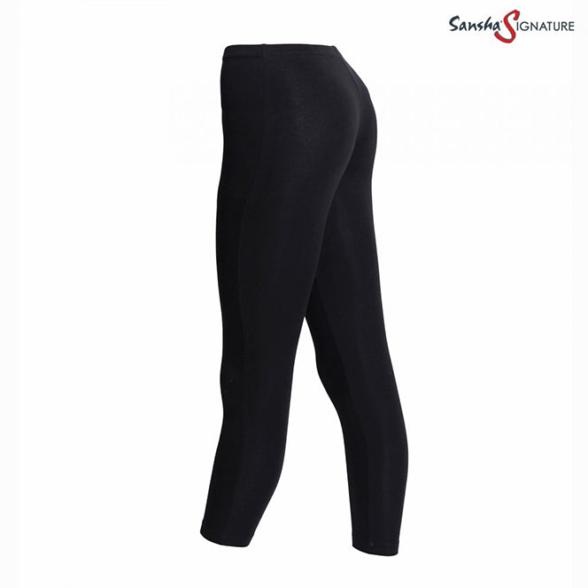 buy black footless tights boys