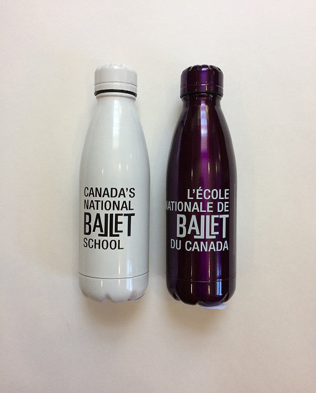 buy canadas national ballet school merchandise water bottle