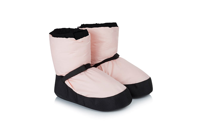 buy freed pink warm up booties