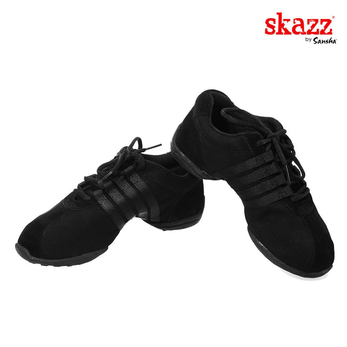 buy Sansha Dyna-Stie Split Sole Jazz Sneaker