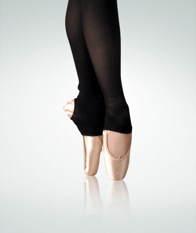 Body Wrappers Soft Supplex Lycra Stirrup Tights