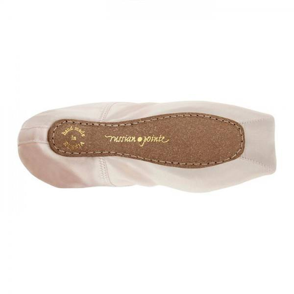 Russian Pointe  Almaz V Cut Pointe Shoe (FM)