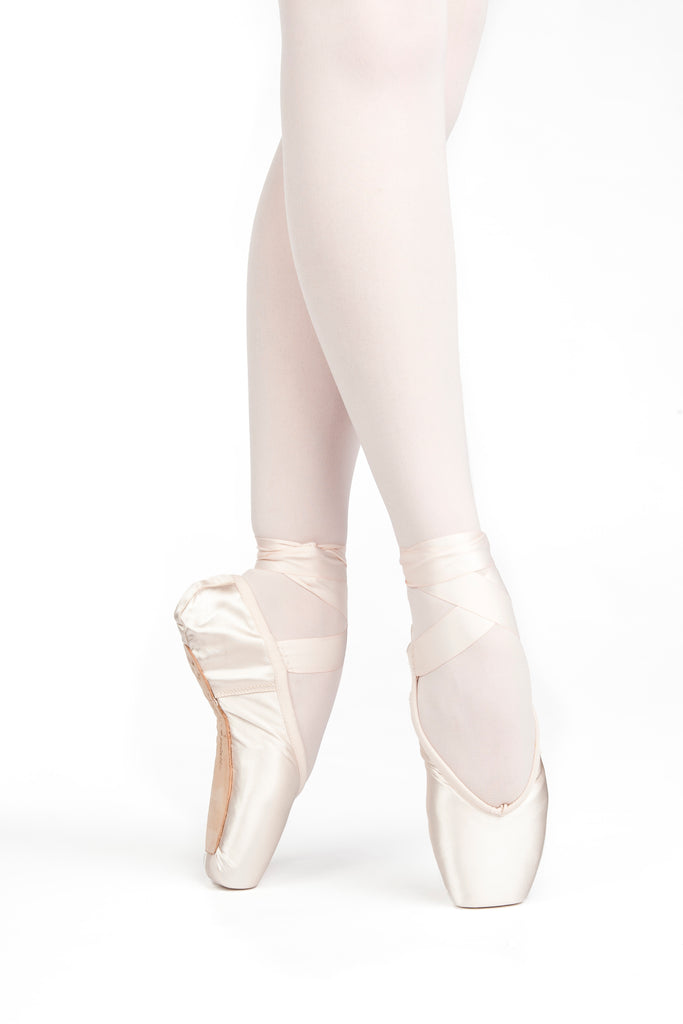 Russian Pointe Brava U-Cut Drawstring Pointe Shoe (FS)
