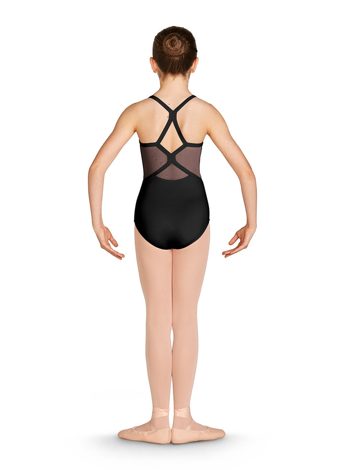 Bloch CL2975 Diamante/Strap Detail Tank Leotard