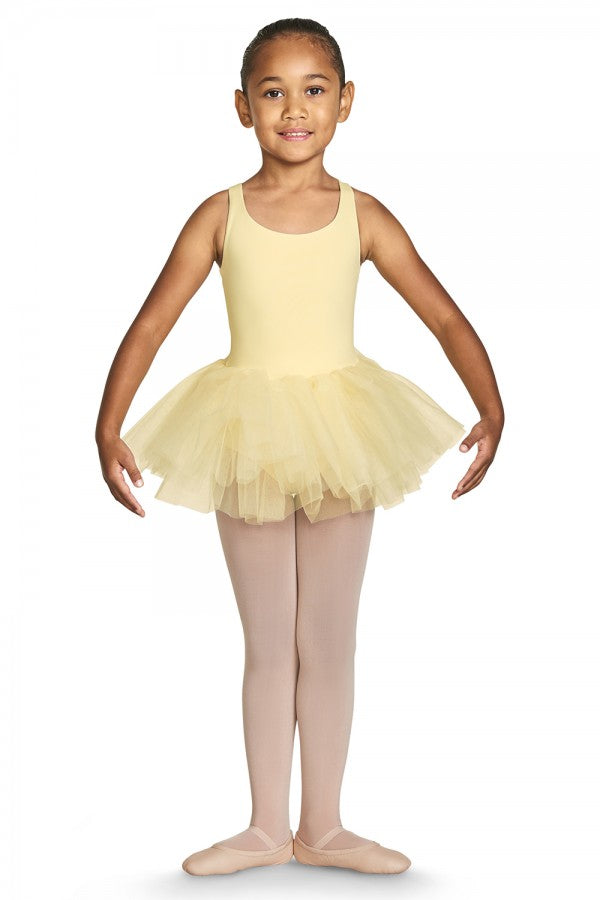 Bloch CL7835 Clara Gelato Braid Strap Tutu Leotard