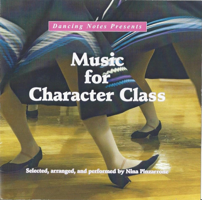 Music for Character Class by Nina Pinzarrone