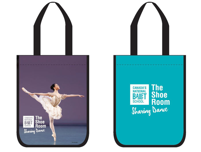 Canada's National Ballet School Reusable Enviro Bag