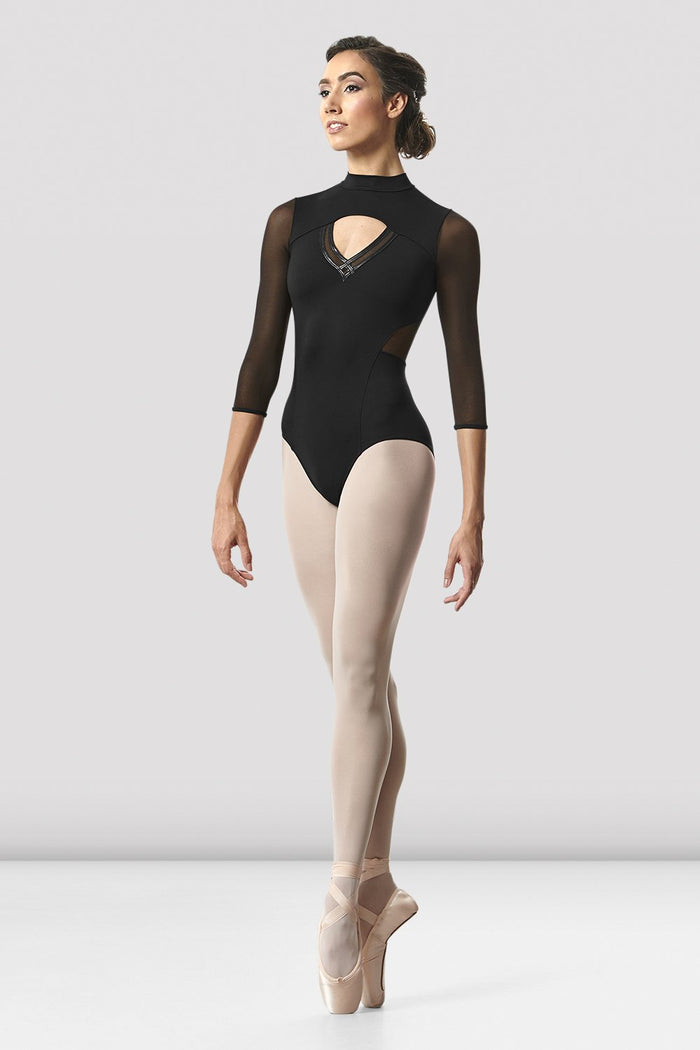 Bloch L4856 Ligia 3/4 Sleeve Leotard