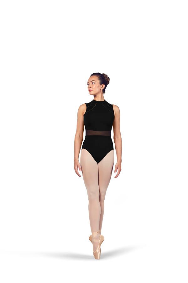 Bloch L4932 Monaco High Neck Open Back Leotard