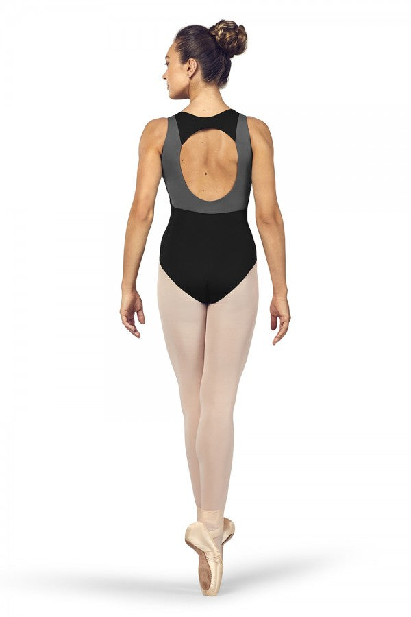 Bloch L4955 Esrah Open Back Tank Leotard