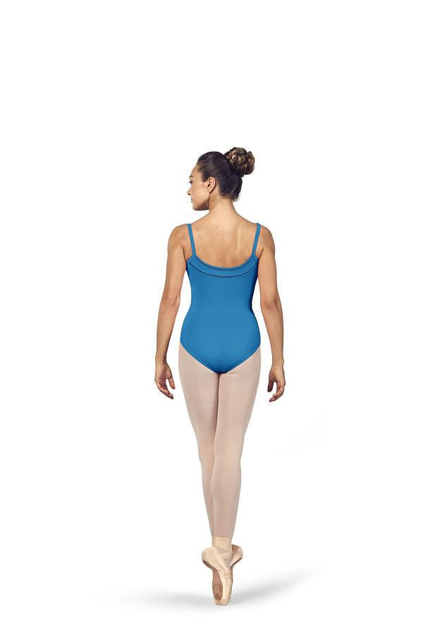 Bloch L4957 Monaco Scoop Neckline Cami Leotard