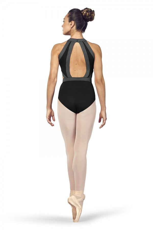 Bloch L4975 Shreya Halter Neck Open Back Leotard