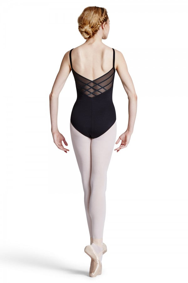 Bloch L8820 Powermesh Cami Leotard