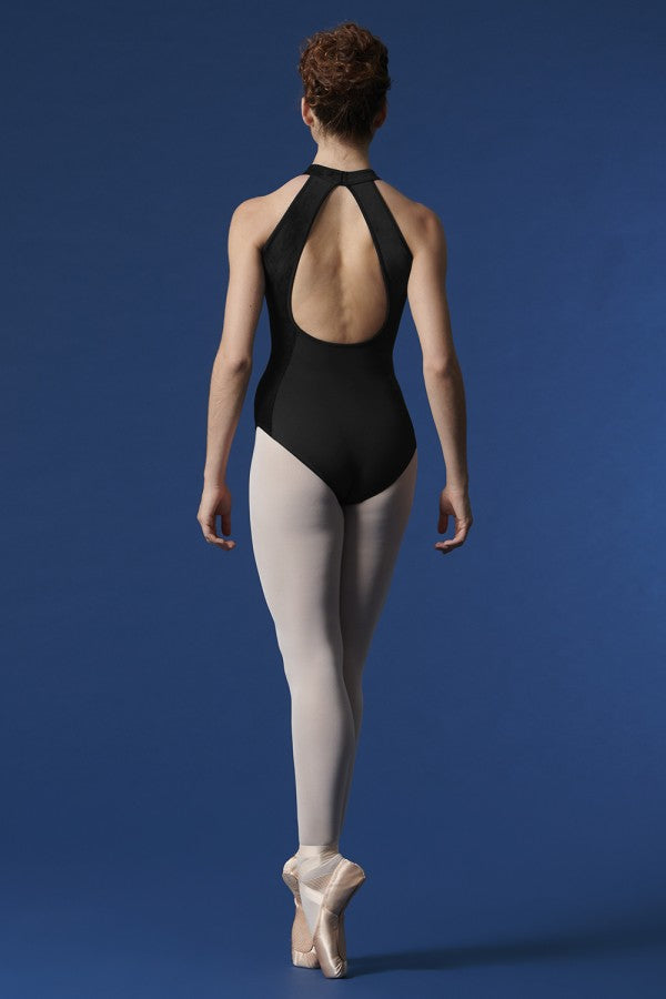 Mirella M3076LM Open Back Leotard