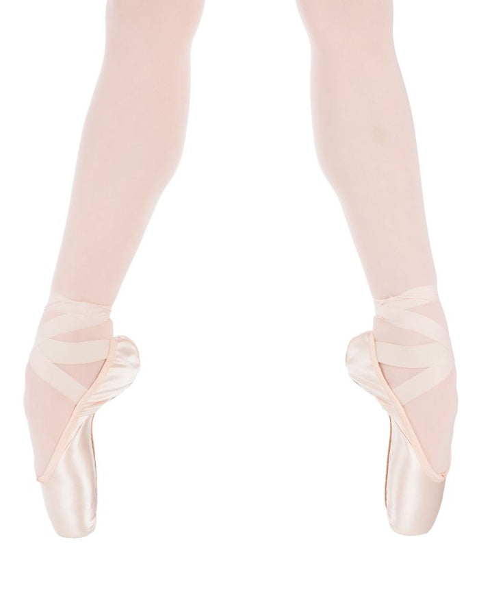 Suffolk Prequel Light Pointe Shoe Size  2-4.5