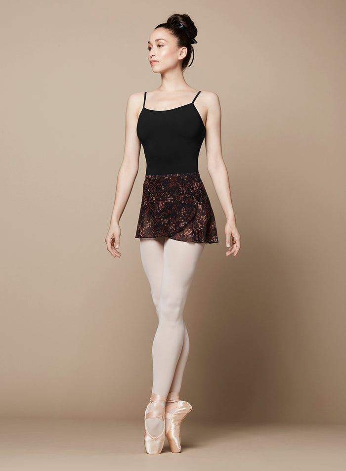Bloch R9821B Haxel Wrap Skirt