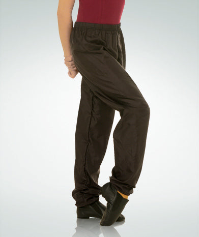 Body Wrappers Rip Stop Garbage Bag Pants Girls