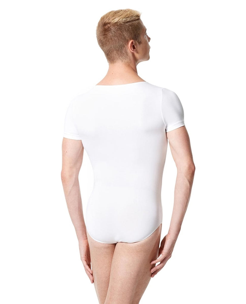 Mens Calla Cap Sleeve Leotard