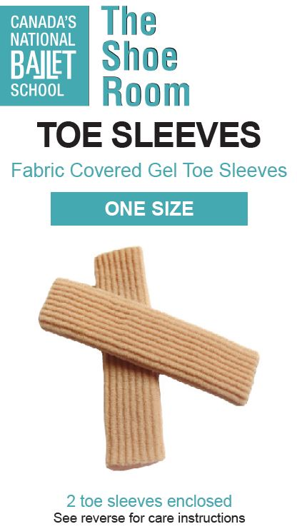 The Shoe Room Gel Toe Sleeves