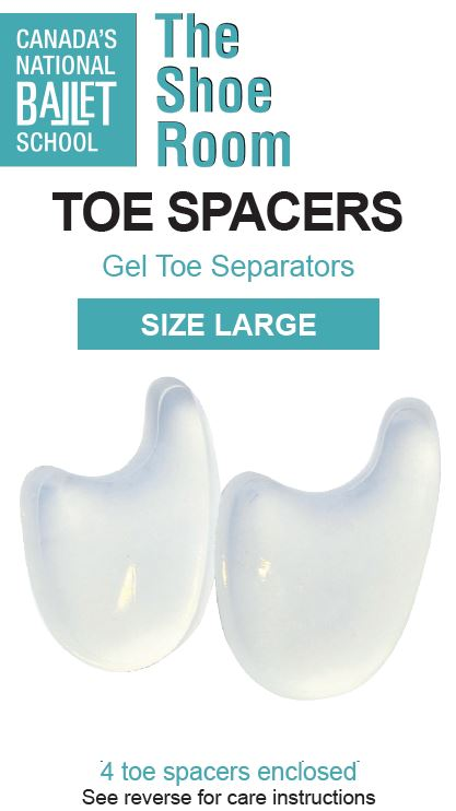 The Shoe Room Toe Spacers Size Large